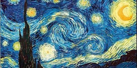 Van Gogh, Swirls, Twirls and Magical Worlds Summer Art Camp ages 3-6 tickets
