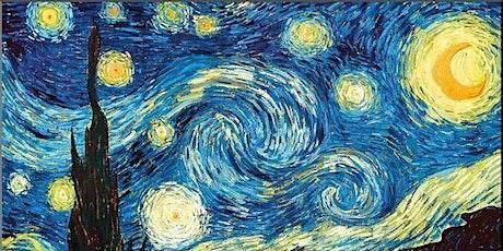 Van Gogh Summer Art Camp: ages 7-13 tickets