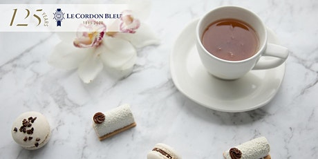 High Tea at Le Cordon Bleu on Wednesday 17th June 2020 tickets