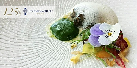 3 Course Lunch on Wednesday 24th June 2020 at Le Cordon Bleu tickets