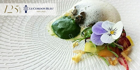 3 Course Lunch on Friday 26th June 2020 at Le Cordon Bleu tickets