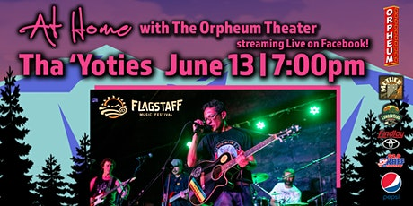 At Home With The Orpheum Theater: Tha 'Yoties tickets