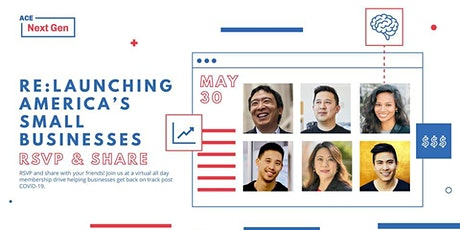 RE:Launching Asian America's Small Businesses tickets