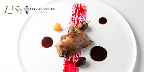 10 Course Degustation Dinner on Wednesday 1st July 2020 at Le Cordon Bleu tickets