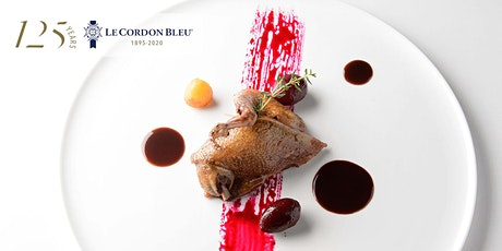 10 Course Degustation Dinner on Friday 3rd July 2020 at Le Cordon Bleu tickets
