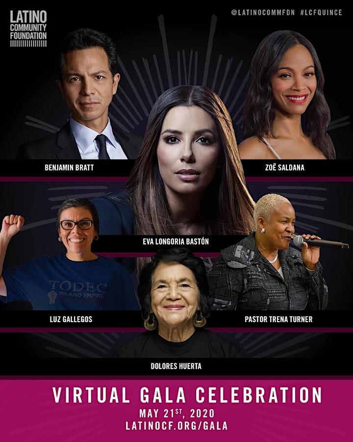 Gala 2020   Virtual Quinceañera image