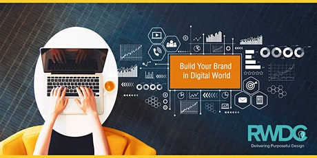 Build your Brand in Digital World tickets
