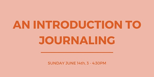 An Introduction to Journaling