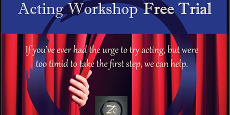 Acting International - Online (Zoom) 10 Session Program tickets