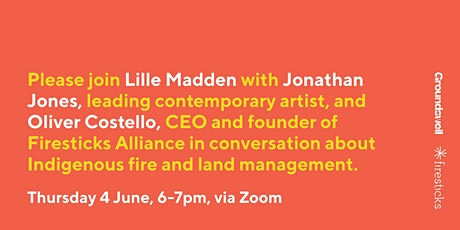 In conversation: Indigenous fire and land management tickets