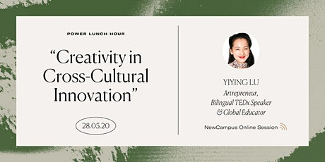 Virtual Mentoring | Power Lunch Hour with Yiying Lu tickets