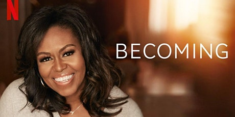 Trenton Members At Large Becoming Michelle Obama Book and Netflix Party! tickets