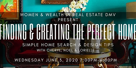 The Perfect Home: Finding It or Creating It Where You Are tickets
