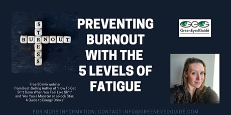 Preventing Burnout with the 5 Levels of Fatigue tickets