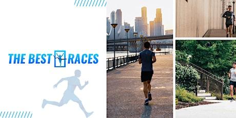 Long Run Training Marathon Virtual Race - SAN JOSE tickets