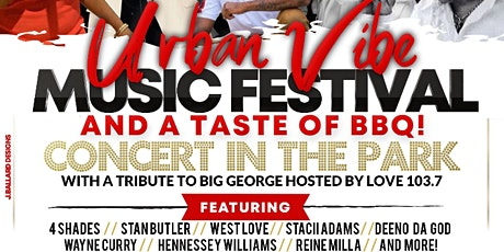 Urban-Vibe Music Festival (Milledgeville)FREE tickets