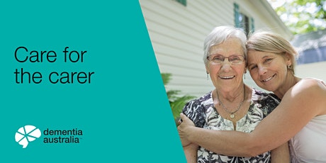 Care for the carer - Online Delivery - QLD (VTV) tickets