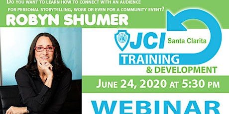 JCISC June Training - With Robyn Shumer - June 24, 2020 tickets