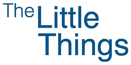 The Little Things train-the-trainer Session 3 tickets