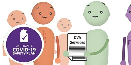 Understanding and Accessing DVA Services Webinar 2 (Spillett House) tickets