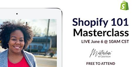 Shopify 101: Mastering Logistics tickets