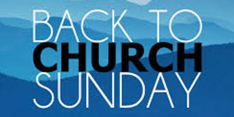 Church Service - May 31 tickets