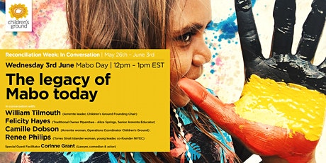 'The legacy of Mabo today' tickets