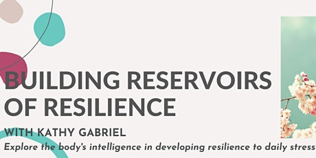 Urban Yogis Webinar: Building Reservoirs of Resilience tickets