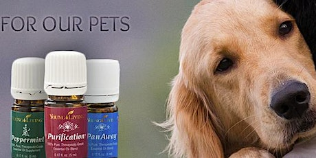 Essential Oils for Happy Pets tickets