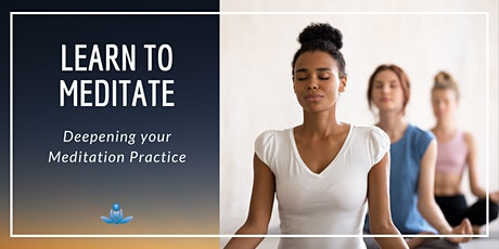 Learn to Meditate – Prioritize Meditation for Lasting Happiness tickets