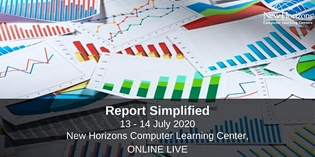 Report Simplified tickets