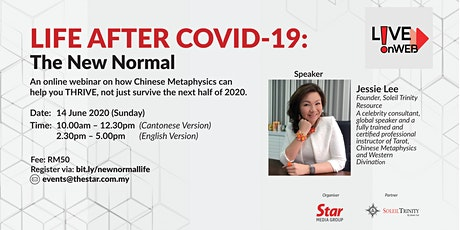 Life After Covid-19: The New Normal tickets
