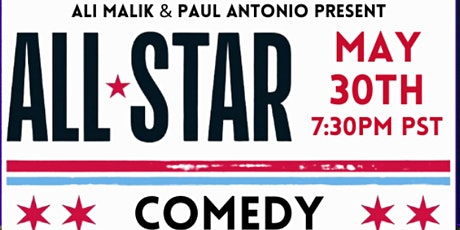 $5 All Star Comedy Virtual Show! (Jamie Kennedy, Gerald Huston +MORE) tickets