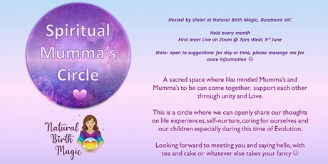 Spiritual Mumma's Circle tickets