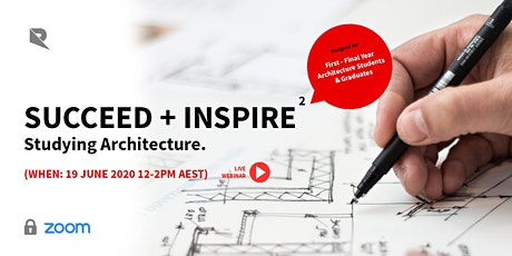 SUCCEED + INSPIRE  Studying Architecture tickets