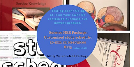 Science NBE Package (For independent study) tickets