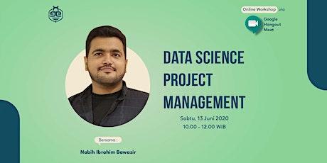 [Online Workshop] Data Science Project Management tickets