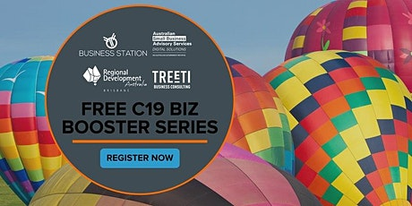[C19 Biz Booster] Become confident with promoting yourself and your business by Claire Maradani tickets