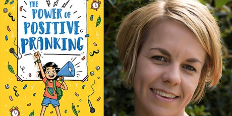 Library Online: Nat Amoore - The Power Of Positive Pranking tickets