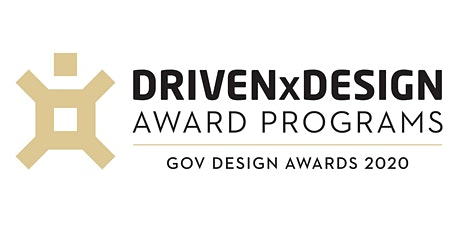 2020 DRIVENxDESIGN GOV Awards Presentation tickets