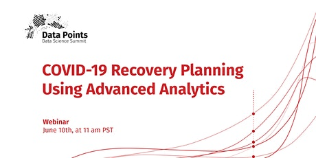 COVID-19 Recovery Planning using Advanced Analytics tickets