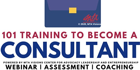 Consultant ID™:Webinar (+ Optional Assessment & 1-on-1 Coaching) tickets