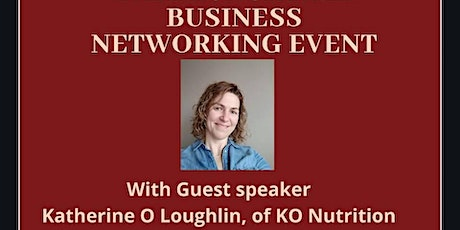 Nutrition tips to implement now for changes that help -Katherine O Loughlin tickets