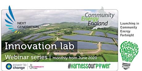 Innovation Lab webinar series: Brighton Energy Coop tickets