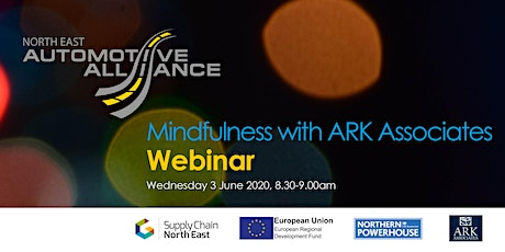 Mindfulness Webinar with ARK Associates tickets