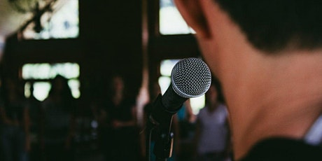Public Speaking with Confidence Workshop tickets