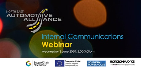 Internal Communications Webinar with Horizon Works tickets