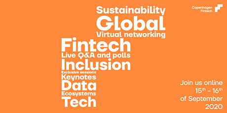 Copenhagen Fintech Week Global 2020 tickets