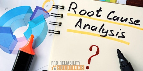 Remote Root Cause Analysis Training Course tickets