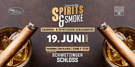 Spirits and Smoke – Zigarren und Spirituosen Genussmesse Tickets